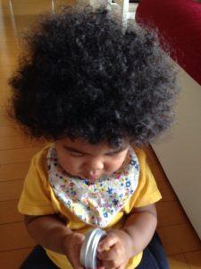 黒人キッズのヘアケア基本