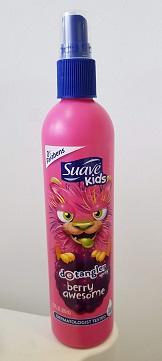 Suave kids detangler spray berry awesome 295ml